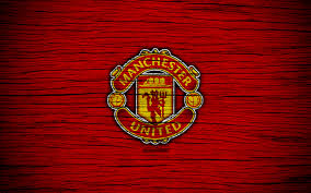 wallpapers manchester united 4k premier league logo england wooden texture fc manchester united soccer mu football manchester united fc
