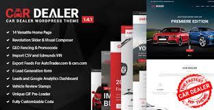Car Dealer The Best Car Dealer Automotive Responsive