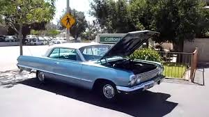 1963 Chevrolet Impala SS - YouTube