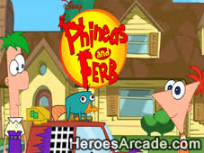 phineas and ferb the fast and the phineas game