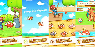 All Magikarp Patterns Delectable Pokémon's Magikarp Jump Splashes Onto IOS For Worldwide Release