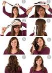 Как быстро завить волосы в домашних условиях 44