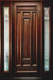 95 single double wooden door designs for indian homes images