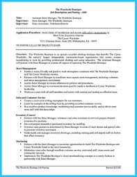 Property Manager Job Description Samples Cool Writing A Great Assistant Property Manager Resume