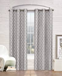 com regal home collections maison grommet panel pair set of 2 76 by 84 grey home kitchen