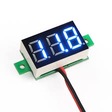 drok dc voltage voltmeter drok 090560 dc voltmeter