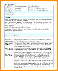 Conference Call Meeting Minutes Template 5 Sample Agenda For Conference Call Minutes Immagroup Co