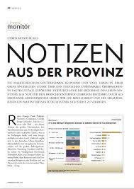 Notizen aus der Provinz Responsio GmbH