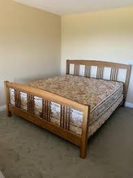 Details about CAL KING BED FRAME