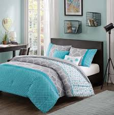gray and blue comforter plus stunning white style with an inspirational style then there are also