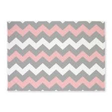 pink and gray rugs for nursery thenurseries