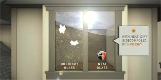 smoother glass is cleaner glass