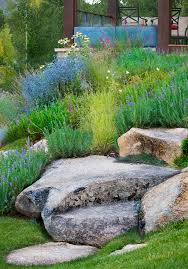 Small Picture Inspired Rock Garden fashion Denver Traditional Landscape