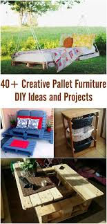 images of pallet furniture. 40+ Creative Pallet Furniture DIY Ideas And Projects Images Of