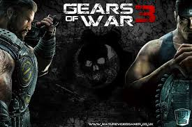 Gears of war 3 wallpaper by Deaddoll666 ...