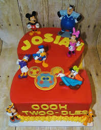 Mickey Mouse Cake Decorating Video Clubhouse Birthday Cakes Best