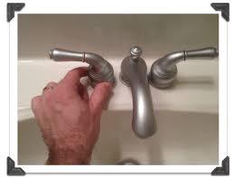 fix a leaky moen bathroom faucet in