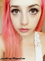 anese doll eye makeup korean big circle lenses skin care more in