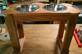 dog bowl stand zoom pictures