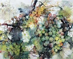 lian quan zhen watercolor