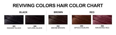 Dark And Lovely Reviving Colors Semi Permanent Hair Color