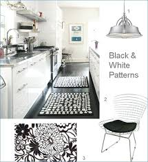 black kitchen rugs strikingly black kitchen rug majestic remarkable grey and white black and white kitchen