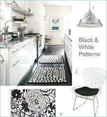 black kitchen rugs strikingly black kitchen rug majestic remarkable grey and white black and white kitchen