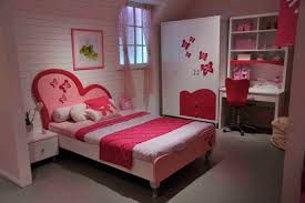 Wall Decor For Girls Bedroom Decor Creative Bedroom Design For Girls With Pink Wood