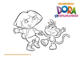 Coloriage Dora Licornell L Duilawyerlosangeles