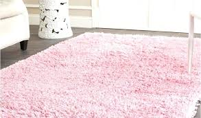 light pink faux fur rug lovely round rugs for nursery classic ultra 4 area 8x10