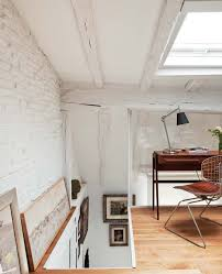 Attic Apartments With Small Office Room Located In Spain