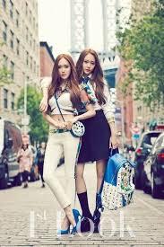 fx Krystal <b>School Girl</b> and Snsd Jessica <b>Sweet</b> Sister   Girls ...