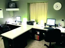 person office desk. Likeable 2 Person Desks At 16 Best Two Desk Images On Pinterest Office Spaces V