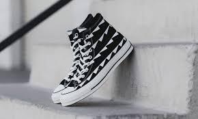 converse 70s hi black. converse\u0027s all star chuck \u002770 hi is reborn in a \ converse 70s black