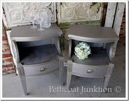 diy metallic furniture. silver painted furniture diy metallic d