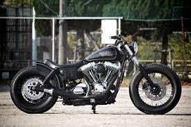 custom harley davidson fxdl moto rivista harley davidson 1200