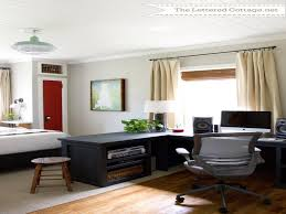 Bedroom Office Ideas Beautiful Guest Room Decorating Ideas For A Dual  Purpose Space