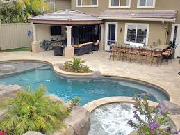 Creative Atmospheres Inc Creates A Backyard Paradise LandscapeOnline Adorable Backyard Paradise Landscaping Ideas