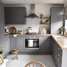 Fairford Slate Grey Kitchen Country Kitchen Designs Kitchen Room Design Kitchen Cabinet Design