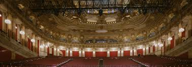 Boston Opera House Online Charts Collection
