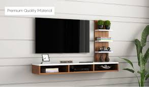 paige wall mounted tv unit exotic