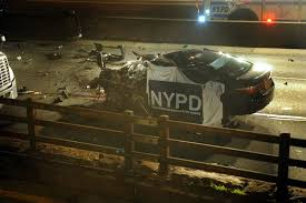 Livery cab driver killed as he slams car into tow truck on Bronx ...