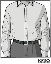 Shirt Folds Reference 4 Ways To Tuck In A Dress Shirt Wear Your Shirts Perfectly Using