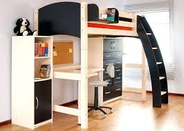 beds with desks attached full size bed with desk full size loft beds with desk underneath