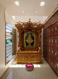 Pooja Room Designs In Living Room 10 Best Pooja Room Designs For Harmony And Energy