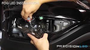 2018 Honda Crv Fog Light Bulb Replacement Honda Cr V Led Headlights Fog Lights How To Install 4th Generation 2012 2016