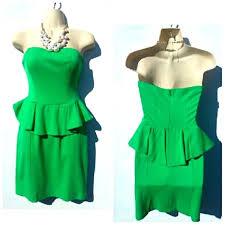 Anthropologie Dress Size Chart Final Anthropologie Green Pelhum Dress Yoana Baraschi For