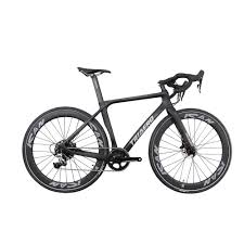 <b>ICAN Newest</b> triaero <b>full carbon</b> road flat mount disc brake bike ...