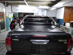 M2 Roll Bar For Toyota Hilux Revo Roll Bar Bullbar 4x4