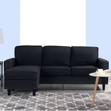 couches for small spaces. Plain Small Brzozowski Modern Small Space Sectional For Couches Spaces